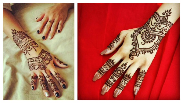 Mehndi Designs Punjabi : Types of mehndi designs try these unique and new styles