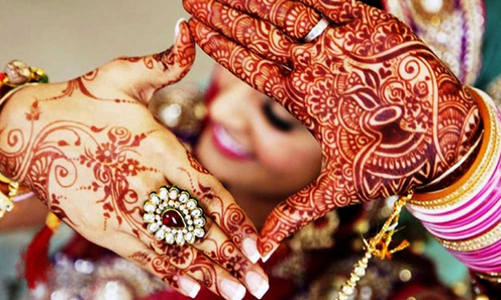 Types Of Mehndi Designs