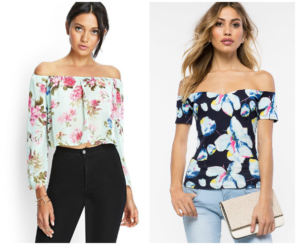 off shoulder tops-1