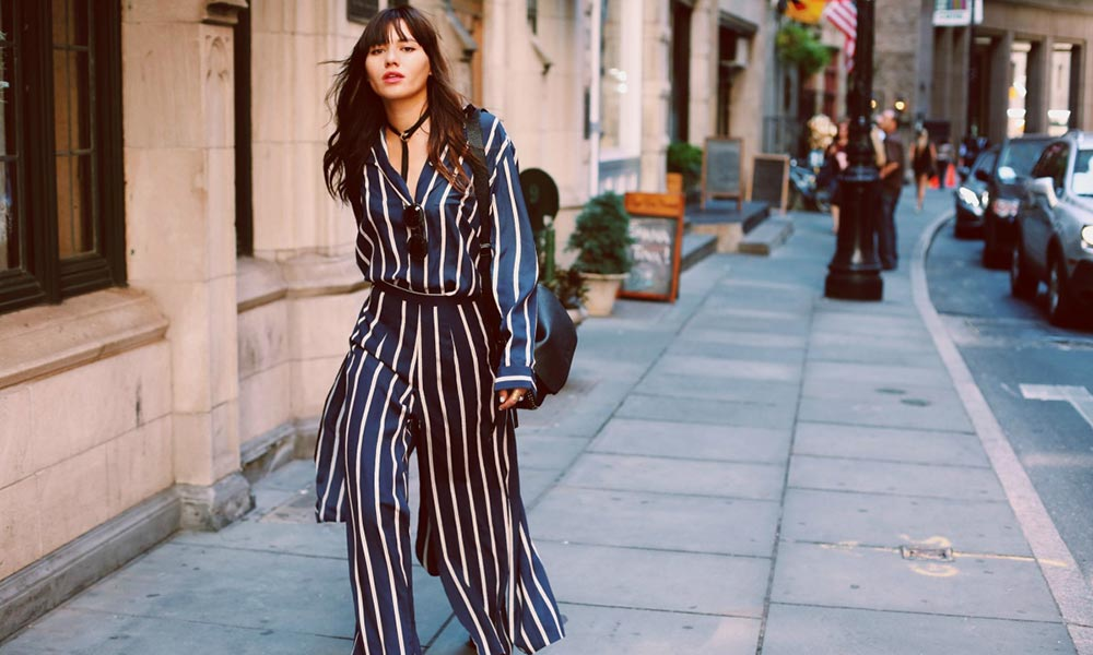 Pajama Look Is the New Street Style Trend And You Need To ...