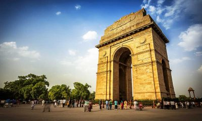 Delhi, the capital of India, is also one of the most popular tourist destinationsbecause of the history that it holds from centuries.