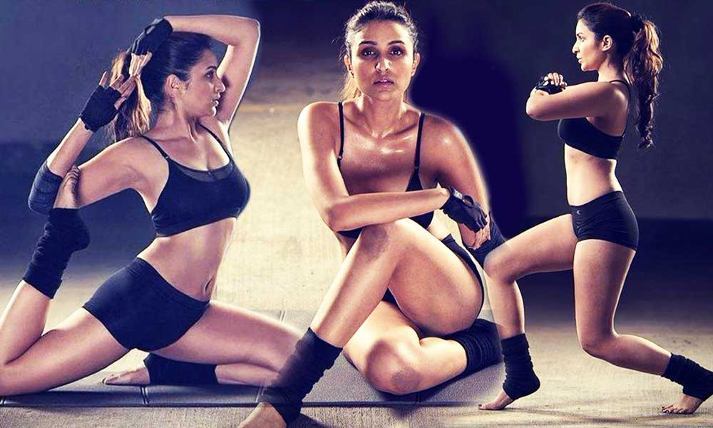 videos of Bollywood actresses working out