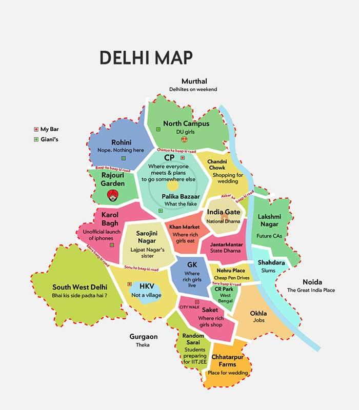 Delhi, the capital of India