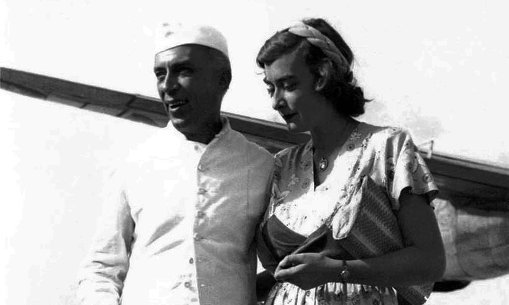 Nehru And Mountbatten