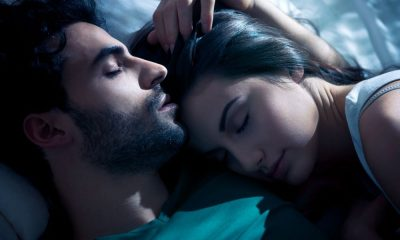 Sleeping positions reveal about your relationship