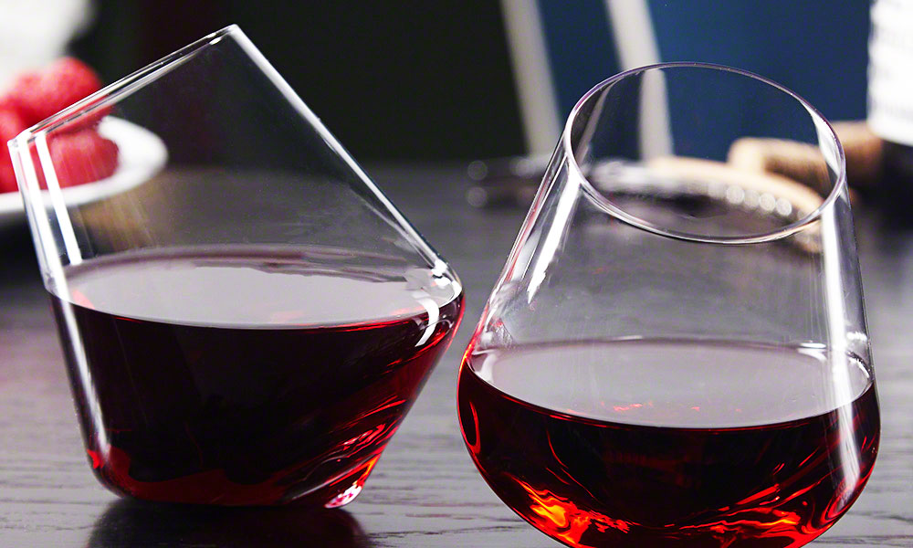 Innovative Wine Glasses