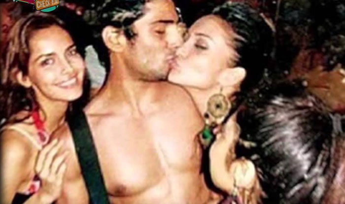 Bollywood celebrities hooking up in public