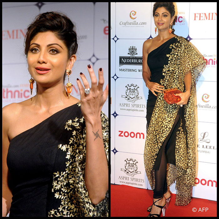 rings flaunted by Bollywood divas