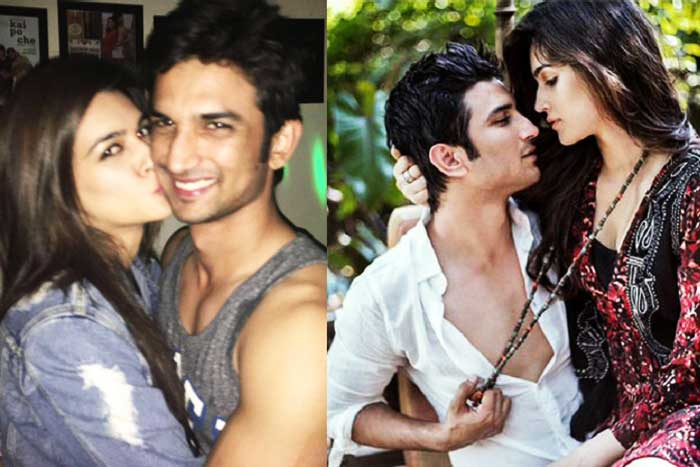 Complicated relationship in Bollywood