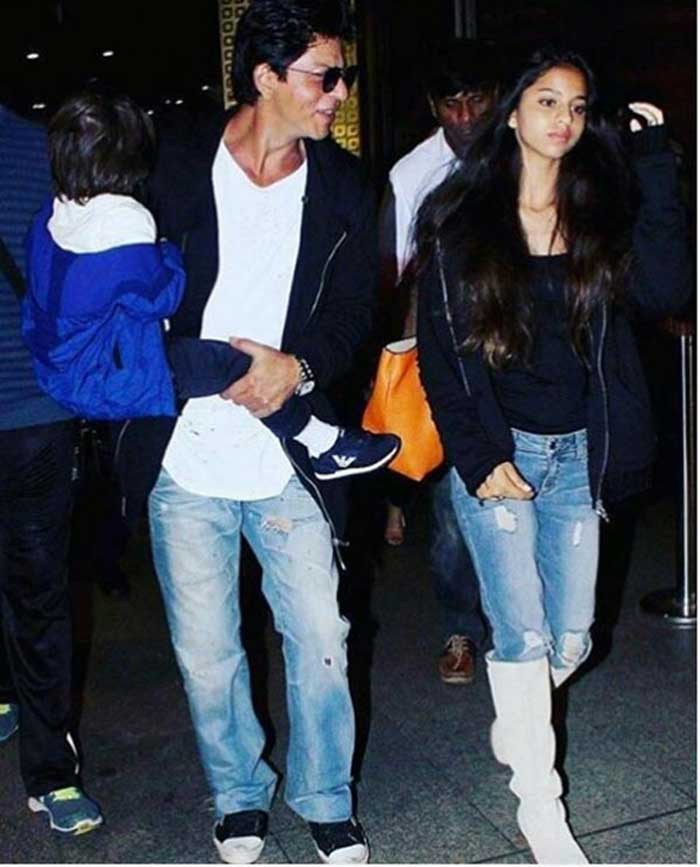 Suhana Khan soon in the movies