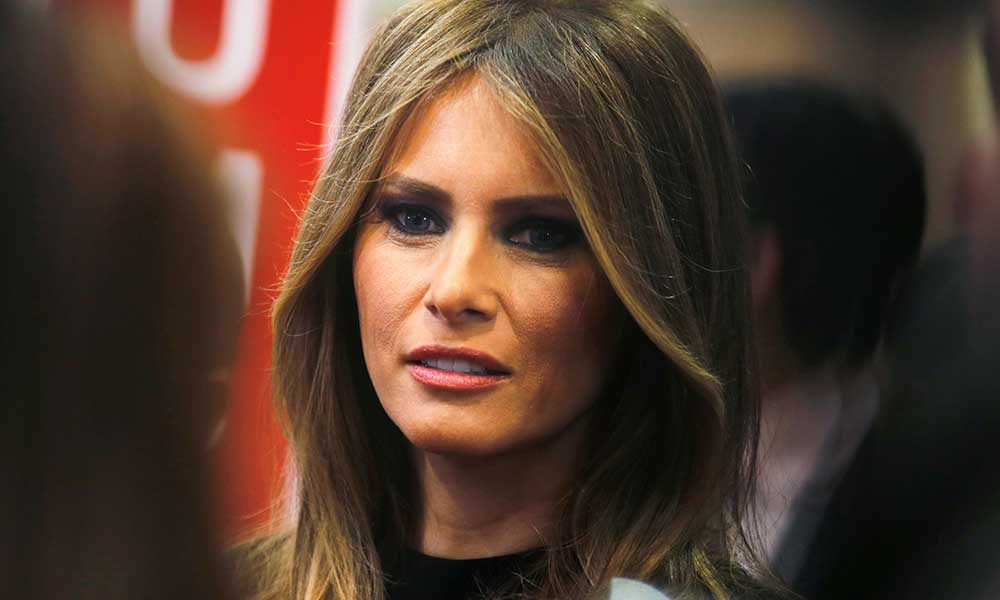 Melania Trump, Wife Of Donald Trump, Is USA's Next First Lady.