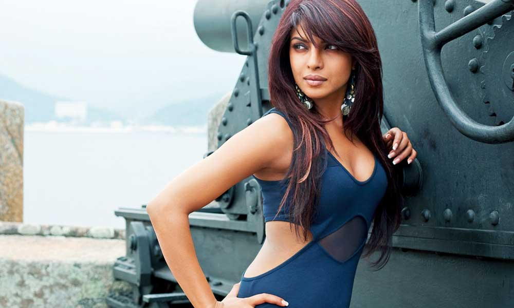 Priyanka Chopra the role model