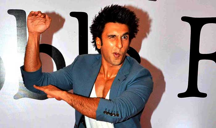 Ranveer Singh In Our Life