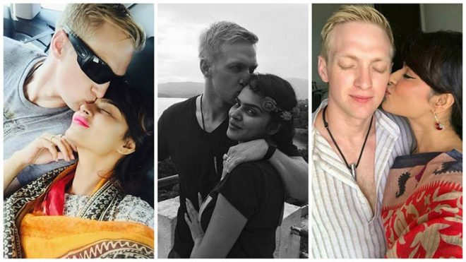 Aashka Goradia and Brent Goble's Pictures