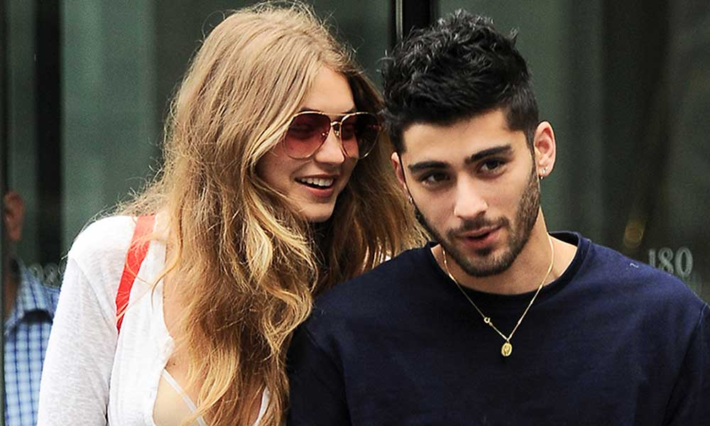 Zayn Malik And Gigi Hadid's Lovable Snaps