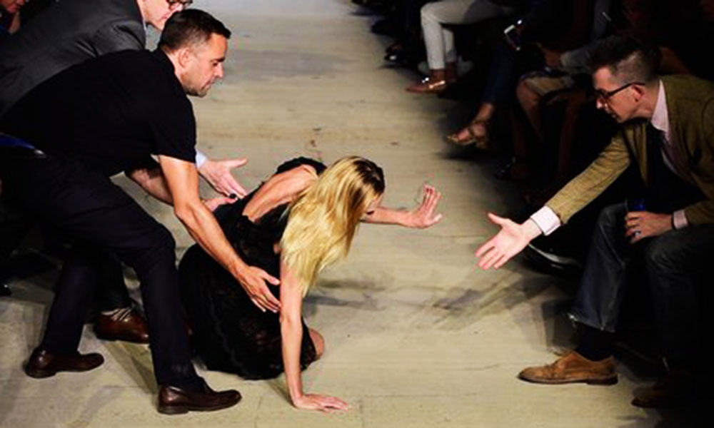 Celebs And Their Embarrassing Falls
