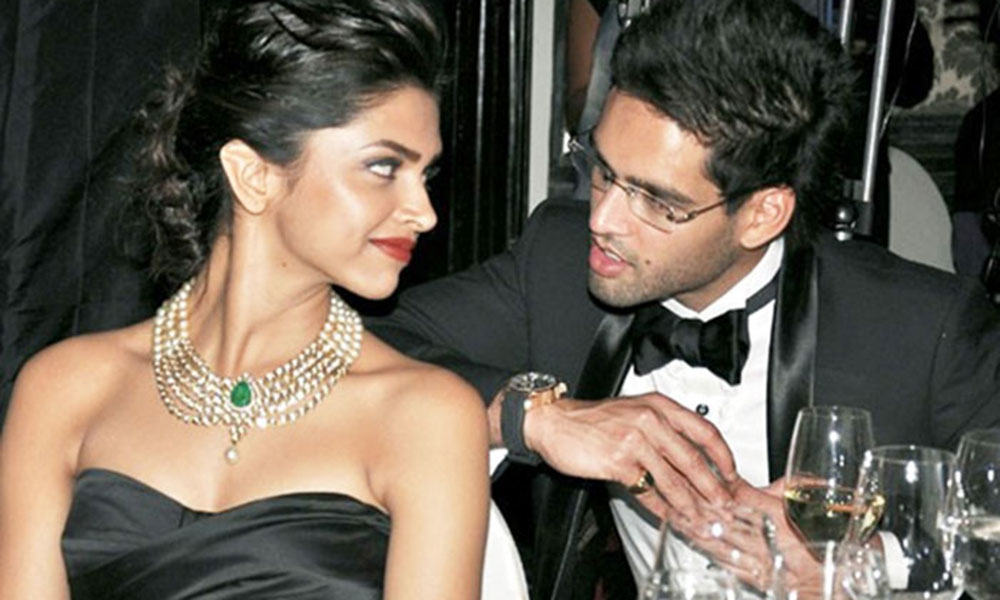 Deepika Padukone and Siddharth Mallya