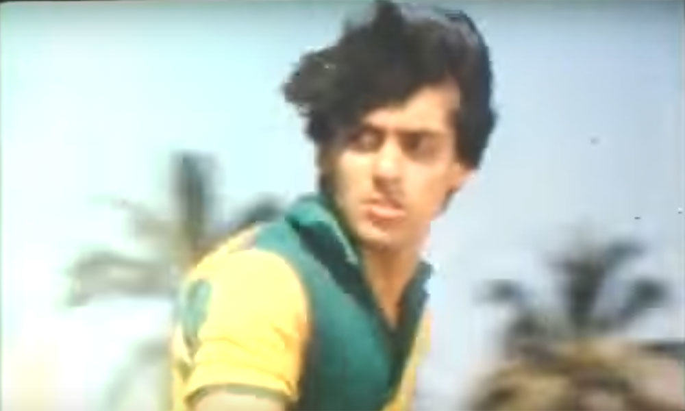Unseen TV Commercial Of Salman Khan