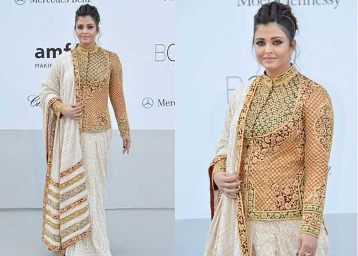 Fashion blunders by Aishwarya