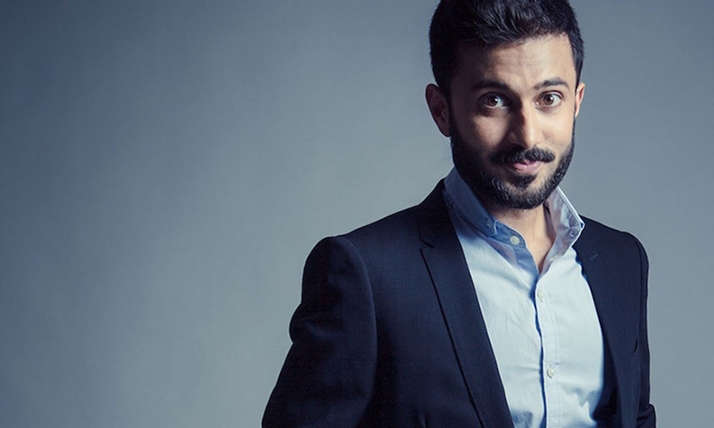Anand Ahuja's Instagram Pictures