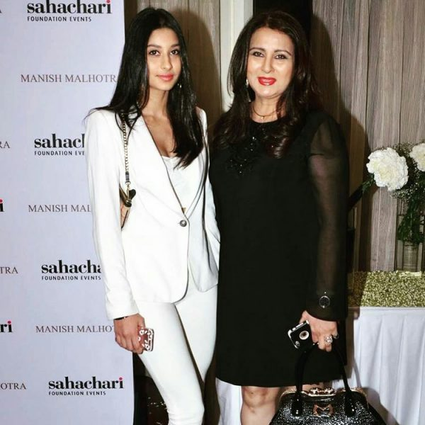 Poonam Dhillon's Daughter