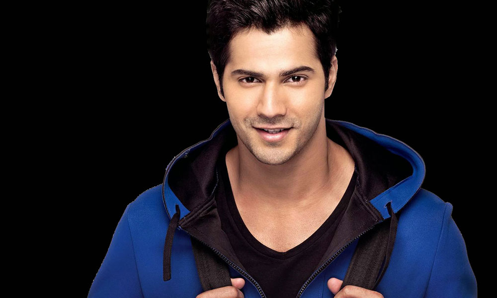 Shocking Unseen Photos Of Varun Dhawan