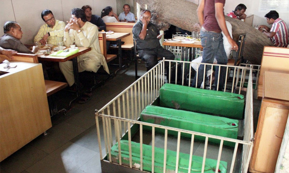 Craziest eateries in India
