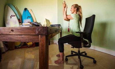 Exercises To Do While Sitting