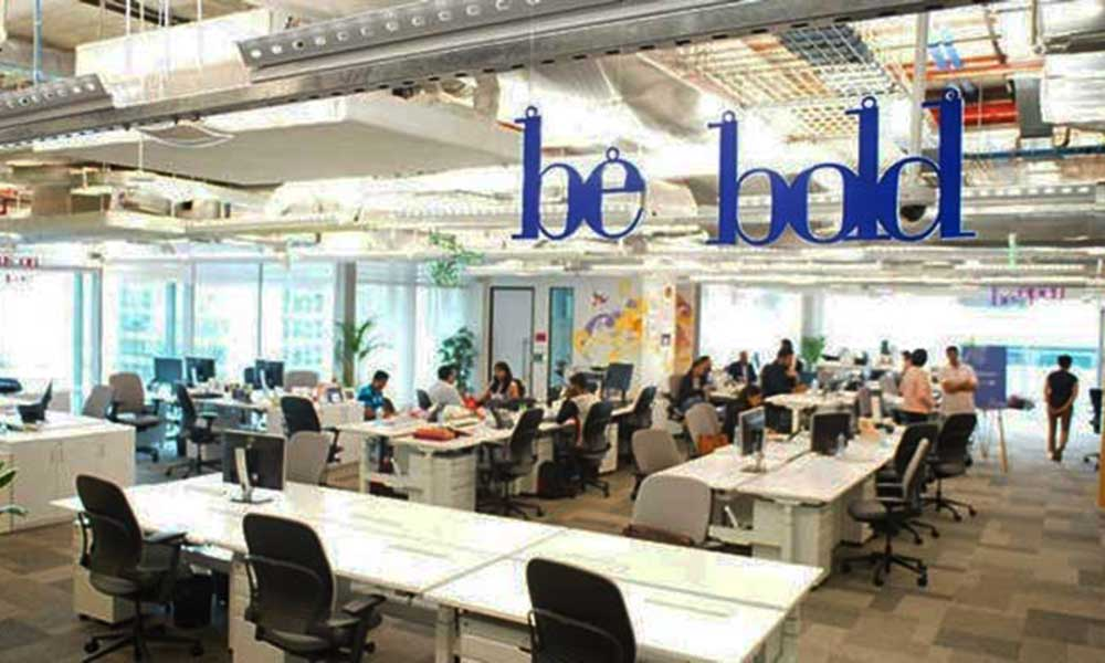 Facebook Mumbai office