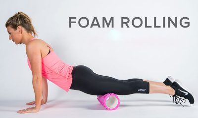 Foam Rolling Moves