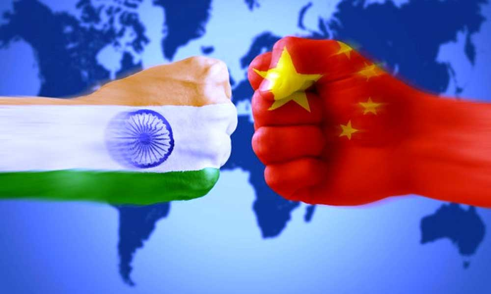 Chinese think about India