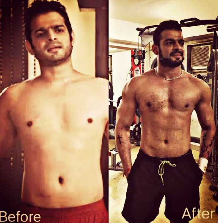 Body Transformation Of TV Stars