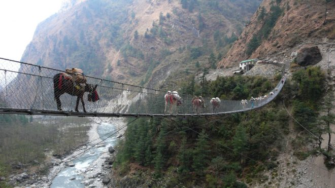 World's Most Dangerous Bridges