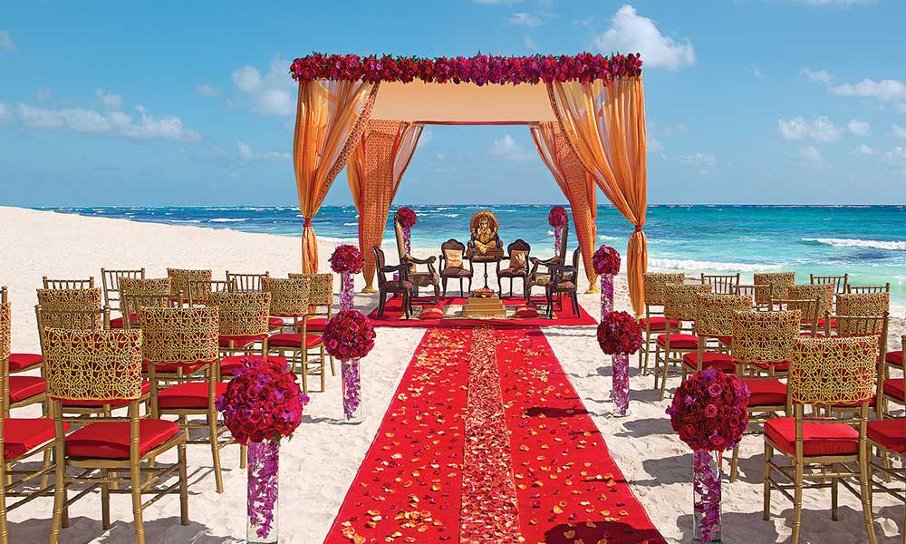 Affordable Destination Wedding