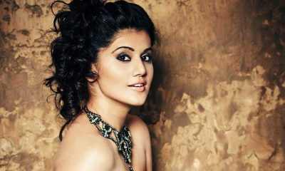 actress Taapsee Pannu