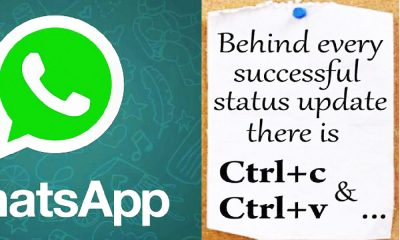 Whatsapp Status Ideas