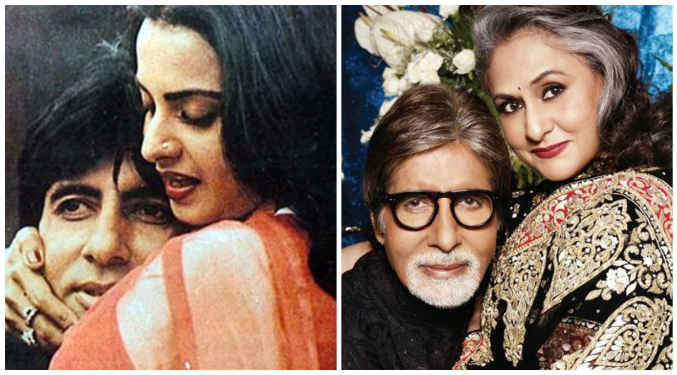 about rekha and amitabh relationship