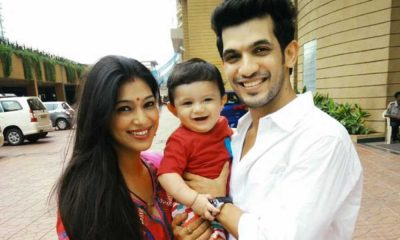 Arjun Bijlani's Daddy Moments