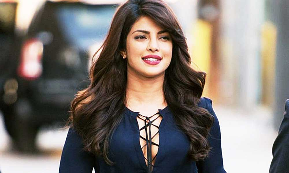 pictures of Priyanka Chopra that are hard to recognize