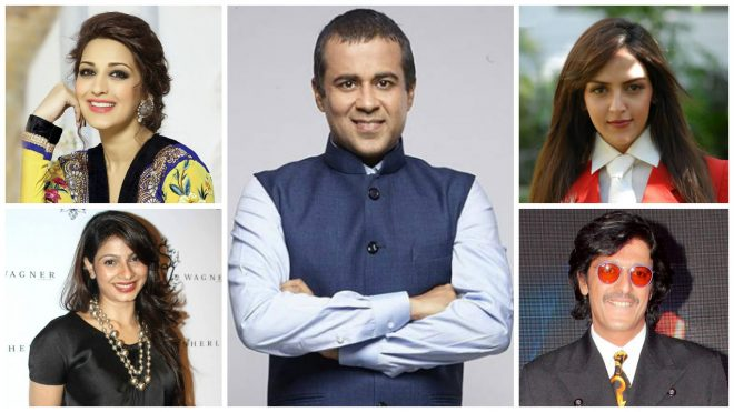 B-Town Celebs Judging TV Shows