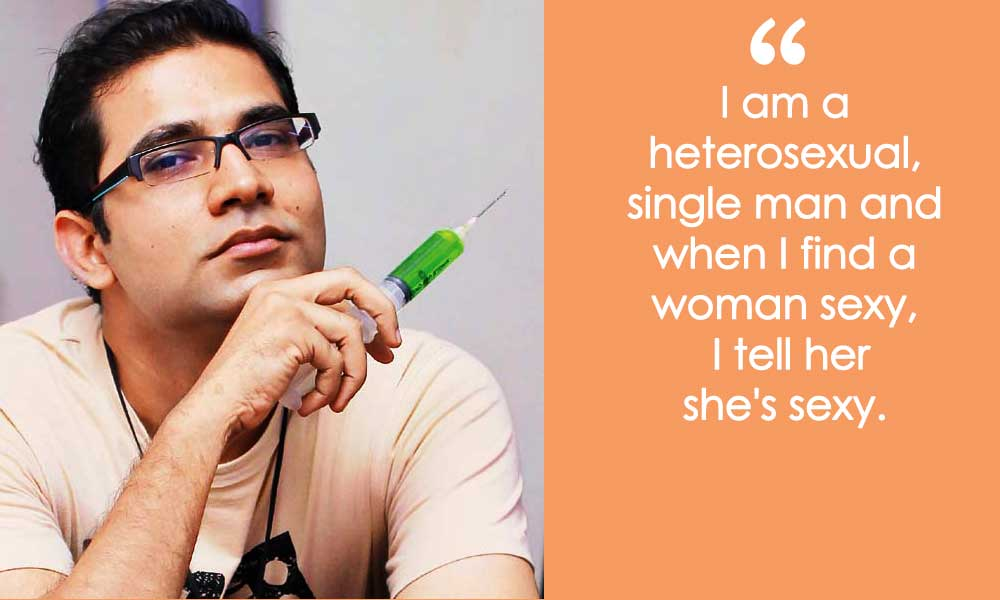 Harassment Complaints Against TVF Arunabh Kumar