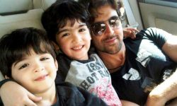 You Will Go Awestruck After Seeing These Pictures Of Hrithik Roshan With His Kids