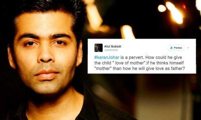 Karan Johar Became A Dad