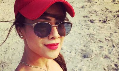 Nia Sharma vacation in Maldives