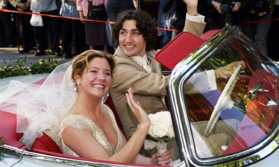 Justin Trudeau Throwback Wedding Photos
