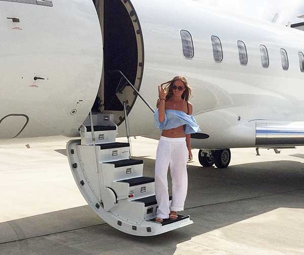 Filthy rich kids of RUSSIA flaunting their wealth on