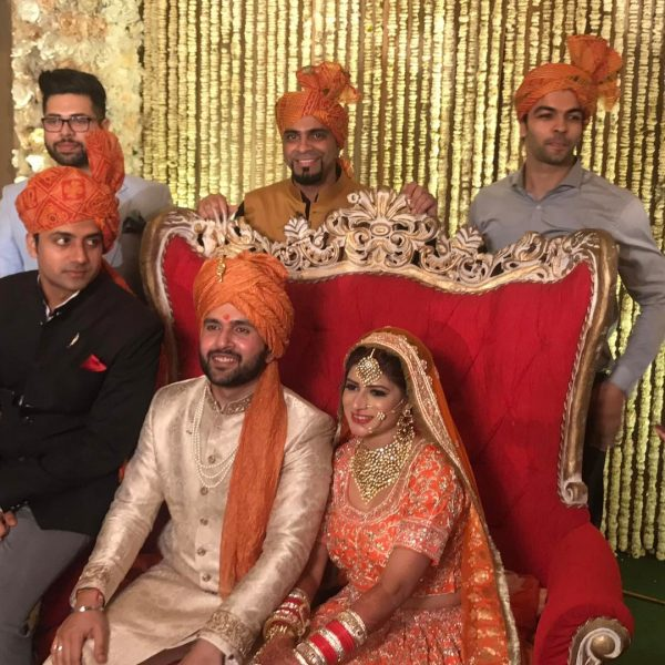 Wedding Pictures Of Mohit Saggar