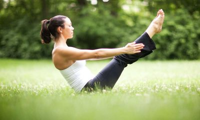 Yoga Poses To Tone Butts