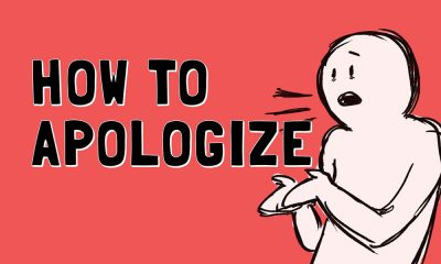 Things You Shouldn't Apologise For