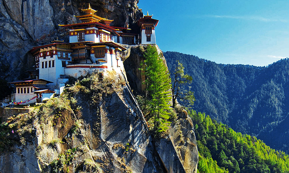 Mind-blowing facts about Bhutan